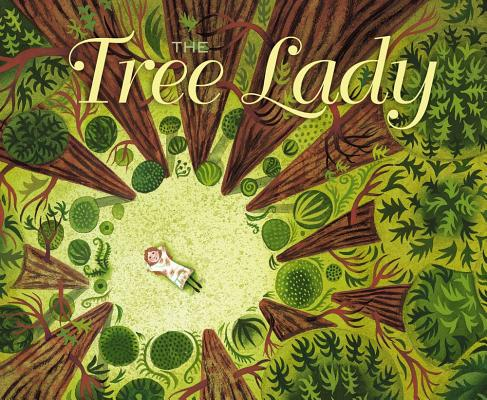 The Tree Lady Cover