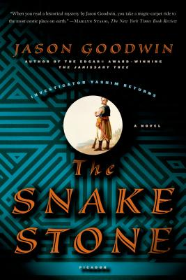 The Snake Stone Cover