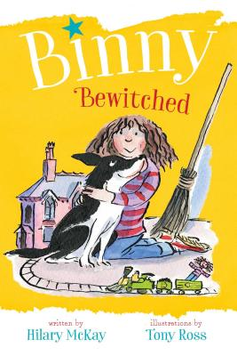 Binny Bewitched by Hillary McKay