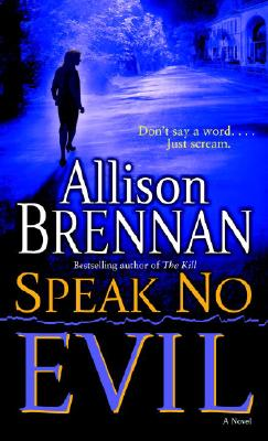 Speak No Evil Cover Image