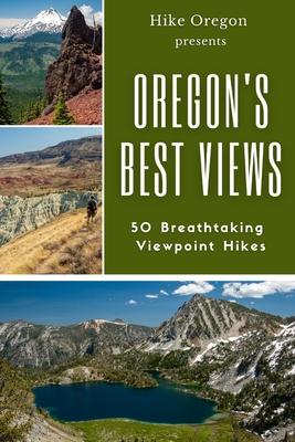 Oregon's Best Views Cover Image