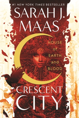 House of Earth and Blood (Crescent City) Cover Image