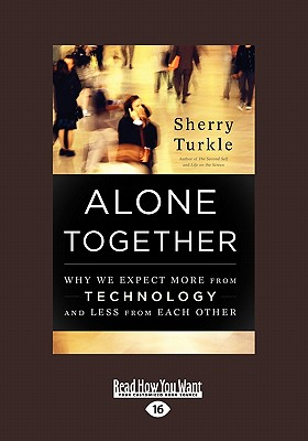sherry turkle on technology Sherry turkle, phd, abby rockefeller mauzé professor of the social studies of  science and technology, program in science, technology and society mit.