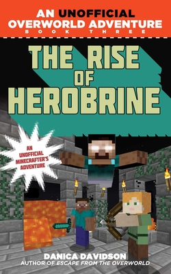 Cover for The Rise of Herobrine