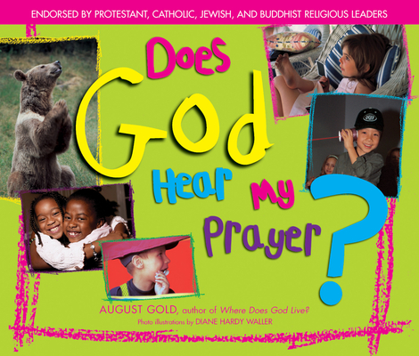 Does God Hear My Prayer? Cover Image