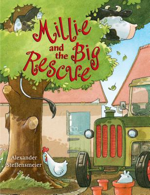 Cover for Millie and the Big Rescue