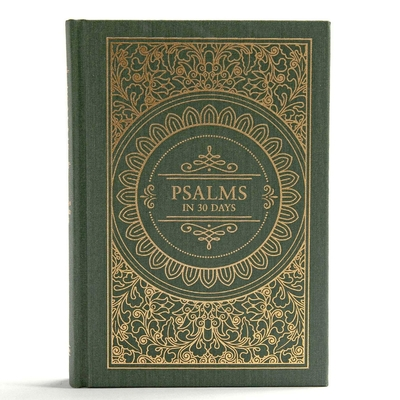 Cover for Psalms in 30 Days