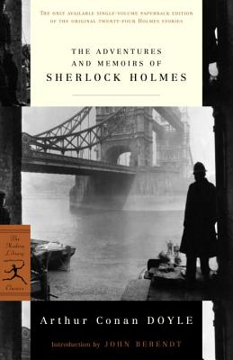 The Adventures and Memoirs of Sherlock Holmes Cover