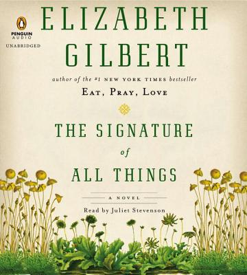 Cover for The Signature of All Things