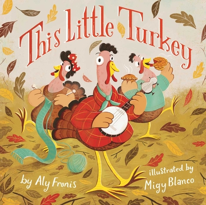 This Little Turkey Cover Image