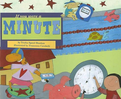 If You Were a Minute (Math Fun) Cover Image