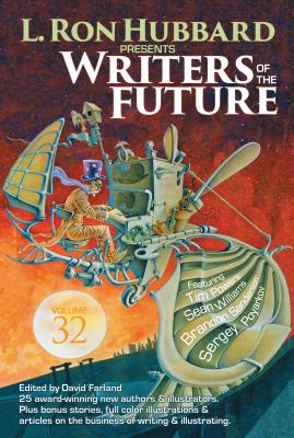 Writers of the Future, Volume 32 Cover