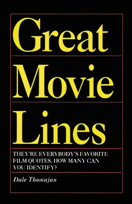 Great Movie Lines Cover