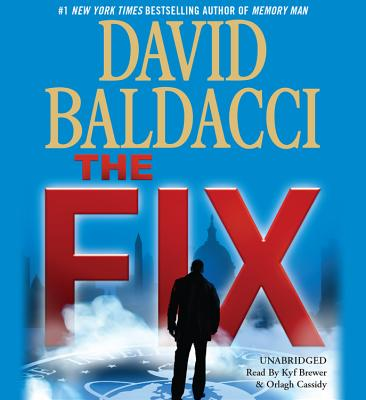 The Fix (Memory Man series) Cover Image
