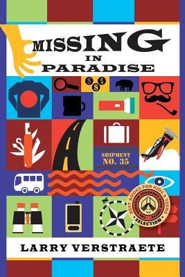 Cover for Missing in Paradise