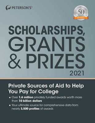 Scholarships, Grants & Prizes 2021 Cover Image