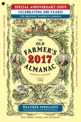 The Old Farmer's Almanac 2017: Special Anniversary Edition Cover Image