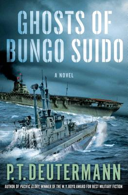 Ghosts of Bungo Suido Cover