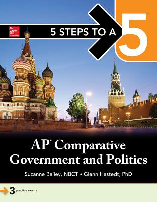 5 Steps to a 5: AP Comparative Government Cover Image