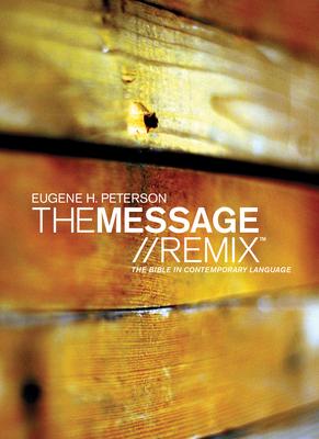 Message Remix 2.0 Bible-MS (Th1nk LifeChange) Cover Image