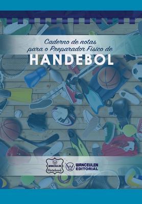 Caderno de notas para o Preparador Físico de Handebol Cover Image
