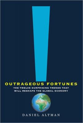 Outrageous Fortunes Cover