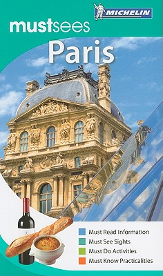Michelin Must Sees Paris Cover