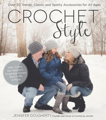 Crochet Style Cover