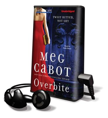 Overbite (Playaway Adult Fiction) Cover Image