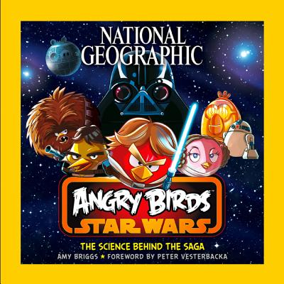 National Geographic Angry Birds Star Wars Cover