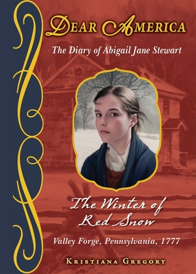The Winter of Red Snow (Dear America) Cover Image