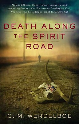 Death Along the Spirit Road (Manny Tanno #1) Cover Image