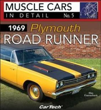 1969 Plymouth Road Runner #5: In Detail No. 5 Cover Image