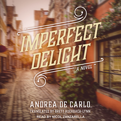 Cover for Imperfect Delight