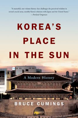 Korea's Place in the Sun Cover