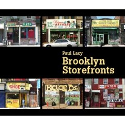 Brooklyn Storefronts Cover Image