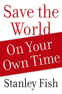 Save the World on Your Own Time Cover