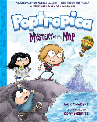 Cover for Mystery of the Map (Poptropica)