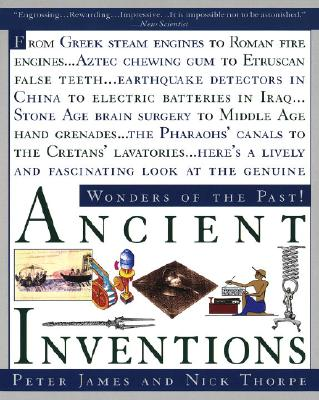 Ancient Inventions Cover Image