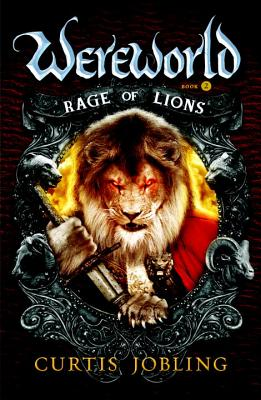 Rage of Lions (Wereworld #2) Cover Image