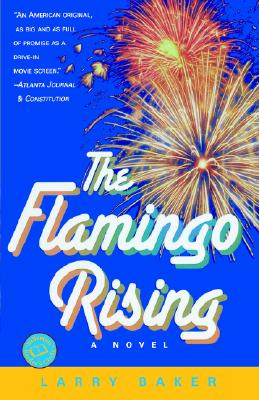 The Flamingo Rising Cover
