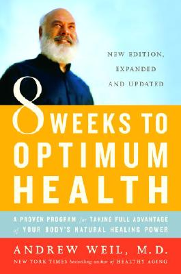 8 Weeks to Optimum Health Cover