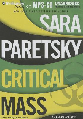 Critical Mass Cover Image