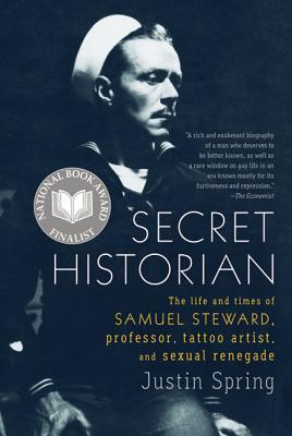 Secret Historian Cover