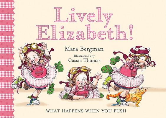 Lively Elizabeth! Cover