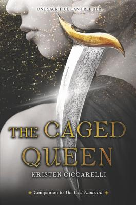 The Caged Queen (Iskari #2) Cover Image
