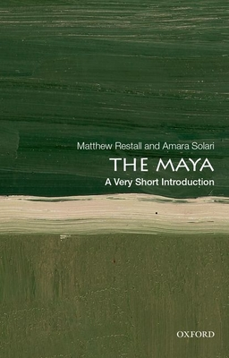 The Maya: A Very Short Introduction (Very Short Introductions) Cover Image