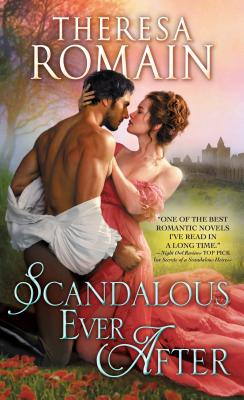 Scandalous Ever After Cover