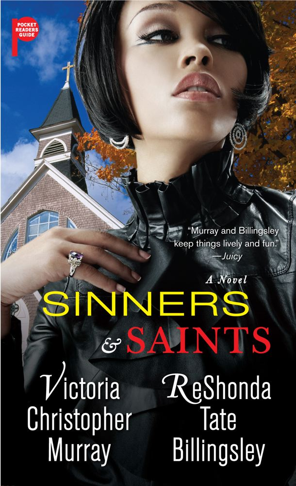 Sinners & Saints Cover