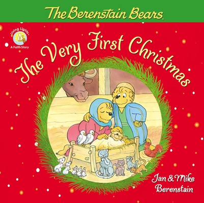 The Berenstain Bears, the Very First Christmas Cover Image
